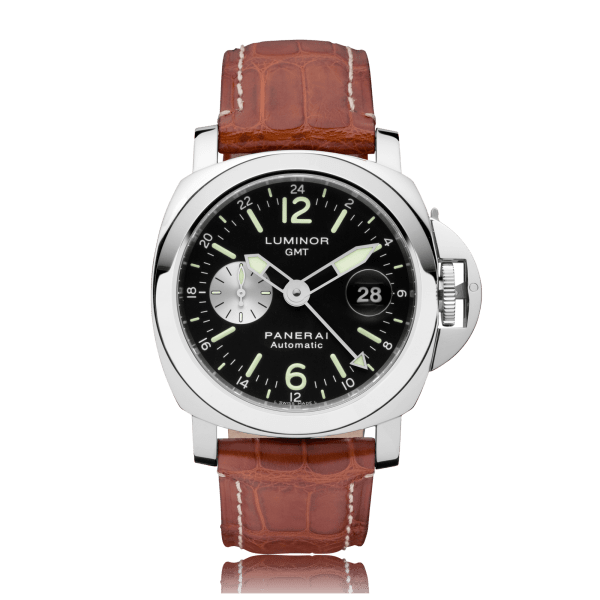 PANERAI – LUMINOR GMT AUTOMATIC ACCIAIO