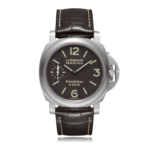 PANERAI – LUMINOR MARINA 8 DAYS TITANIO