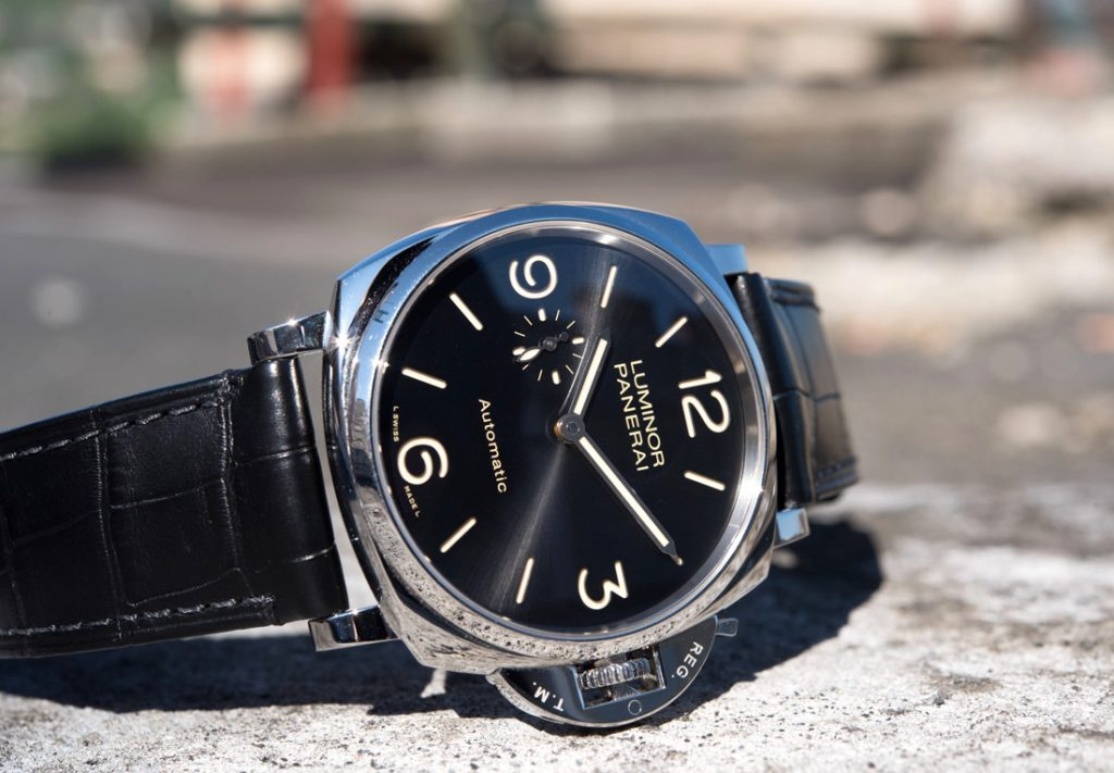 Panerai Luminor Due 3 Days Automatic PAM674 Watch Review Wrist Time Reviews - Swiss Designer Replica Watches For Sale In Discount