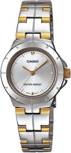 Casio A907 Enticer Ladies Analog Watch - For Women