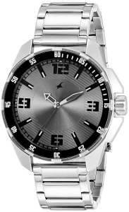 Fastrack-3084SM02-Analog-Grey-Dial-Mens-Watch