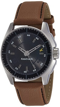 Fastrack Black Magic Analog Black Dial Men's Watch – NE3089SL05