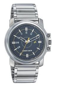 Fastrack Economy Analog Black Dial Men's Watch – NE3039SM02