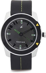 Fastrack NE3015AL02C Essentials Analog Watch - For Men