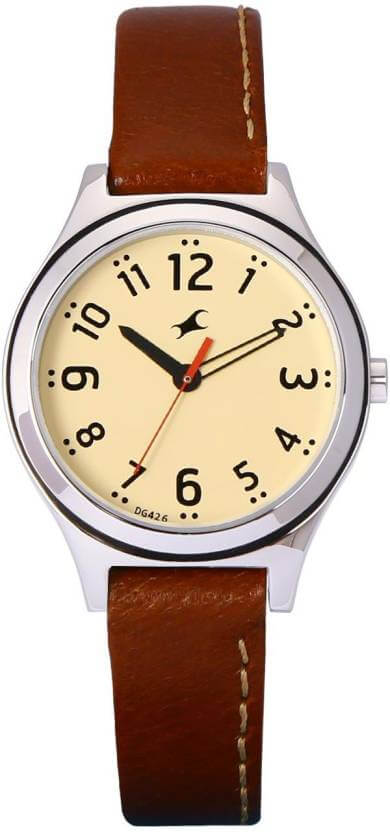 Fastrack 6152SL04 Analog Watch for Women