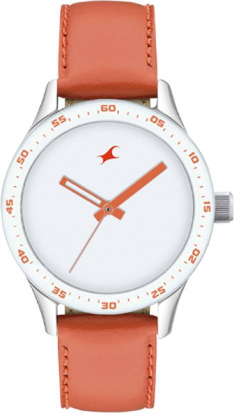 Fastrack NG6078SL04 Analog Watch for Women