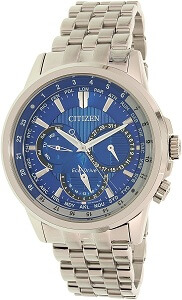 Citizen Analog Blue Dial Men's Watch - BU2021-69L