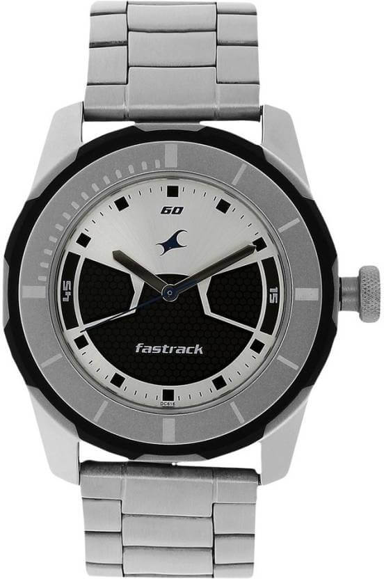 Fastrack 3099SM02 Analog Watch – For Men
