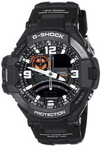 G-Shock Analog Black Dial Men's Watch - GA-1000-1ADR