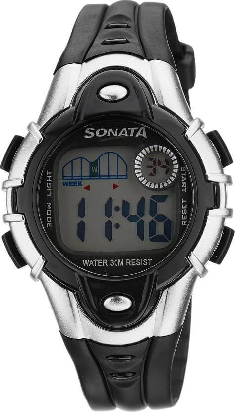 Sonata NH87012PP04 Watch – For Men