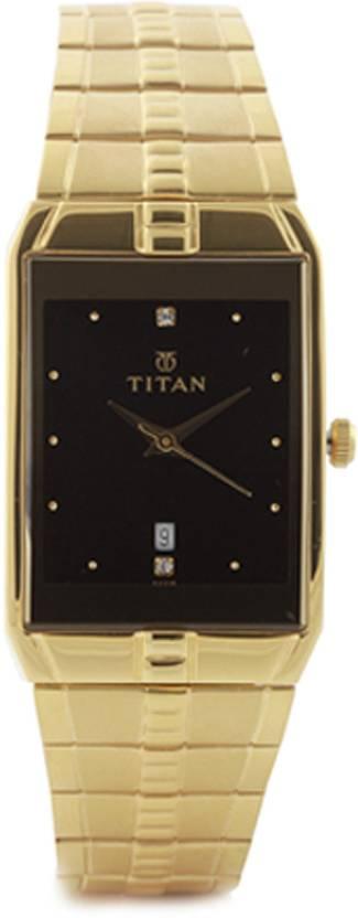 Titan NH9151YM05 Analog Watch for Men