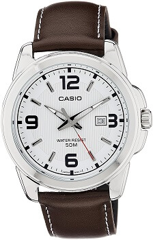 Casio Enticer Analog Multi-Color Dial Men's Watch – MTP-1314L-7AVDF