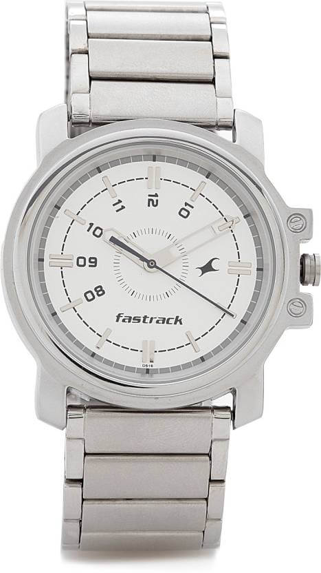 Fastrack NG3039SM01C Basics Analog Watch – For Men