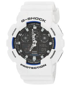 G-Shock Analog-Digital Multi-Color Dial Men's Watch - GA-100B-7ADR