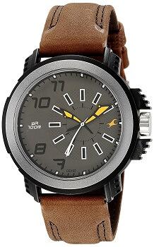 Fastrack Analog Multi-Color Dial Men's Watch – 38015PL03J
