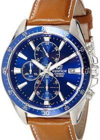 Casio Edifice EFR-546L-2AVUDF Analog Blue Dial Men's Watch