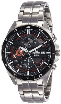 Casio Edifice Analog Multi-Colour Dial Men's Watch – EFR-556DB-1AVUDF