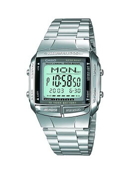 Casio Vintage Series Digital Grey Dial Men's Watch – DB-360-1DF