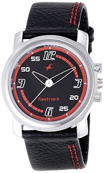 Fastrack Beach Upgrades Analog Black Dial Men's Watch – NE3039SL06