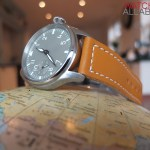 Sterile Big Pilot B-Uhr Parnis Watch Review