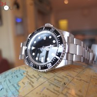 Parnis Sterile Submariner Homage Watch Review