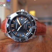 Parnis 200m Diver Watch Review (Ploprof / Seamaster Homage)