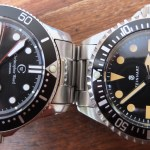 Comparison: Steinhart OVM vs Christopher Ward C60 Trident