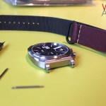 How to fit a Leather NATO watch strap