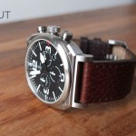 Christopher Ward C11 Chronograph Watch Review C11-CHR-SKT