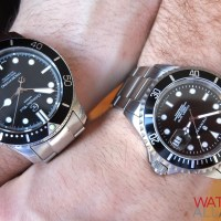 Christopher Ward C60 vs Steinhart Ocean 1 Comparison