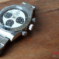 Alpha Paul Newman Daytona Watch Review