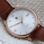 Erroyl E30 Heritage Rose Gold Watch Review
