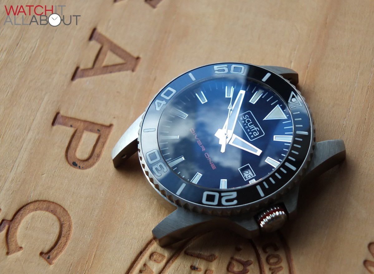 Scurfa Diver One Silicon Watch Review