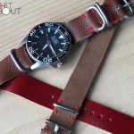 Punavuoren Ranneke Jailbreak Straps and Watch Roll