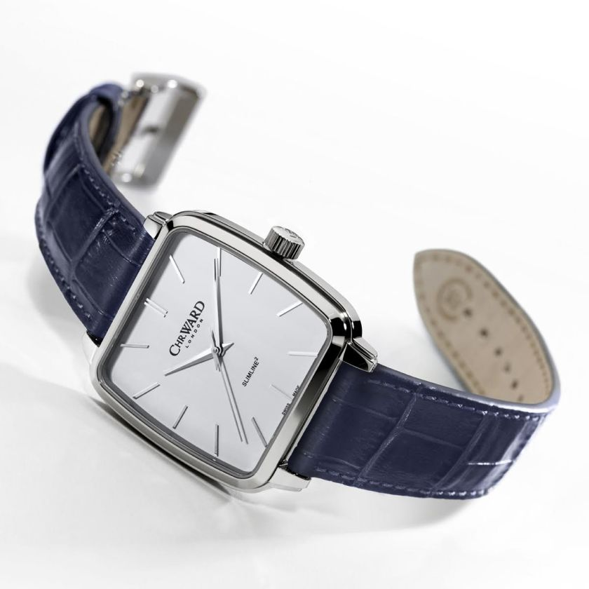 C5 Malvern Slimline Square (Leather Strap)