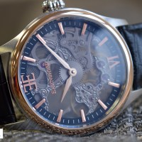 Thomas Earnshaw Bauer Shadow Watch Review