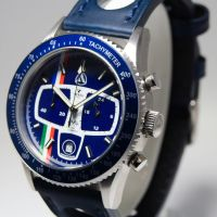 Yema Rallygraf Autobianchi Quartz Chronograph - Review