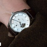 Manufaktur Waldhoff Regent Silver Tobacco Watch Review