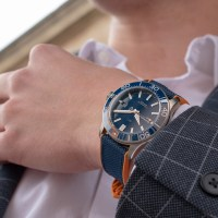 Christopher Ward C60 Trident Mk3 Watch Intro and Review: Elite 1000