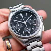 Bulova Lunar Pilot Moonwatch Watch Review
