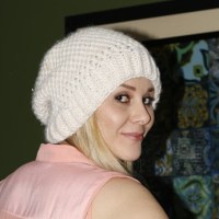 How to Knit a Slouchy Beanie Hat?