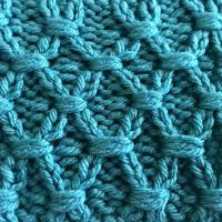 Diamond stitch tutorial – stitch no.34