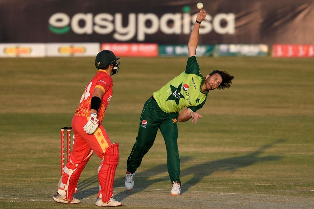 Haider Ali and Usman Qadir Helps Pakistan to Win 2nd T20I Against Zimbabwe
