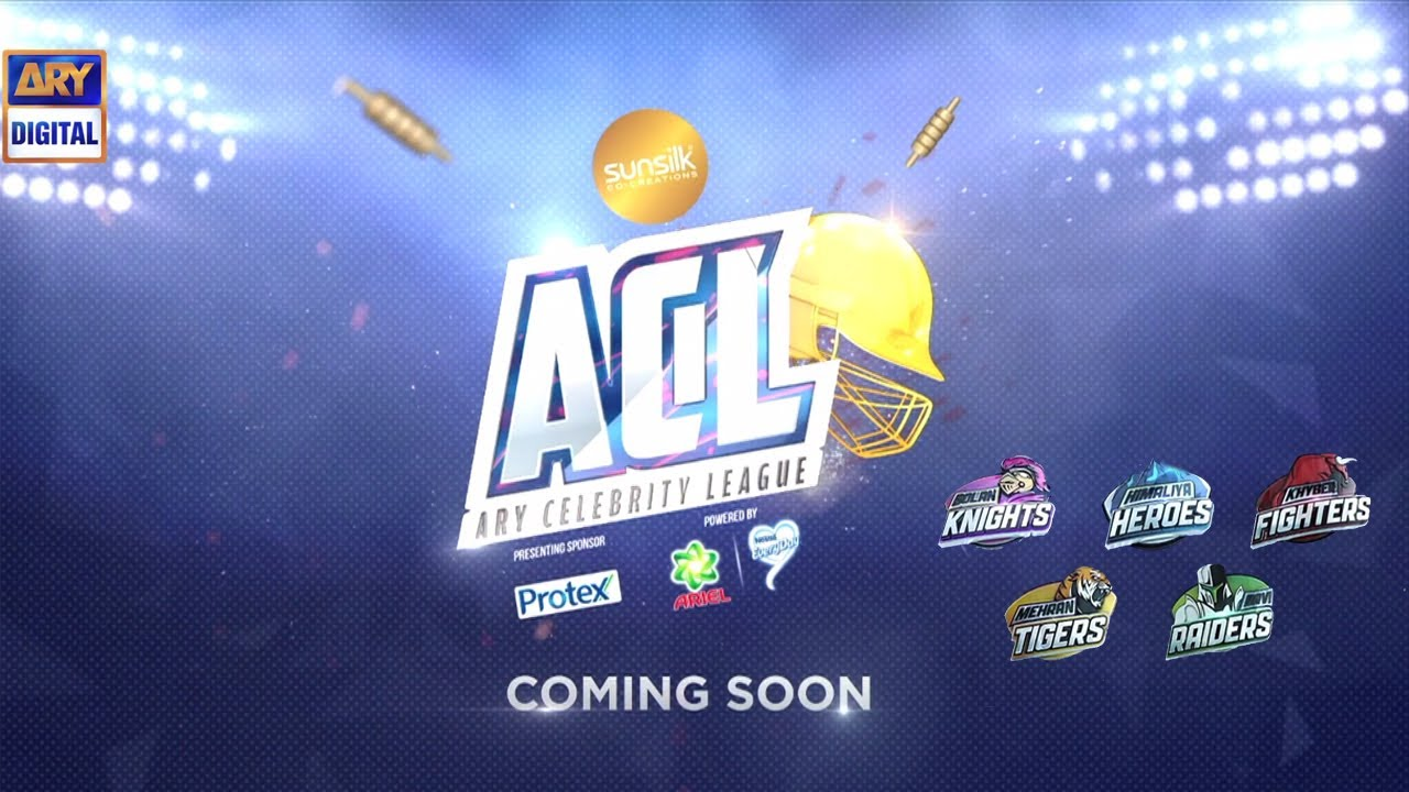 ARY Celebrity League Will be an Indoor Cricket Event