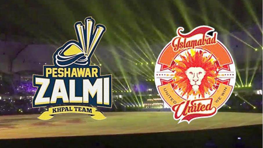 Peshawar Zalmi vs Islamabad United Match 10 – Highlights PSL 6 2021