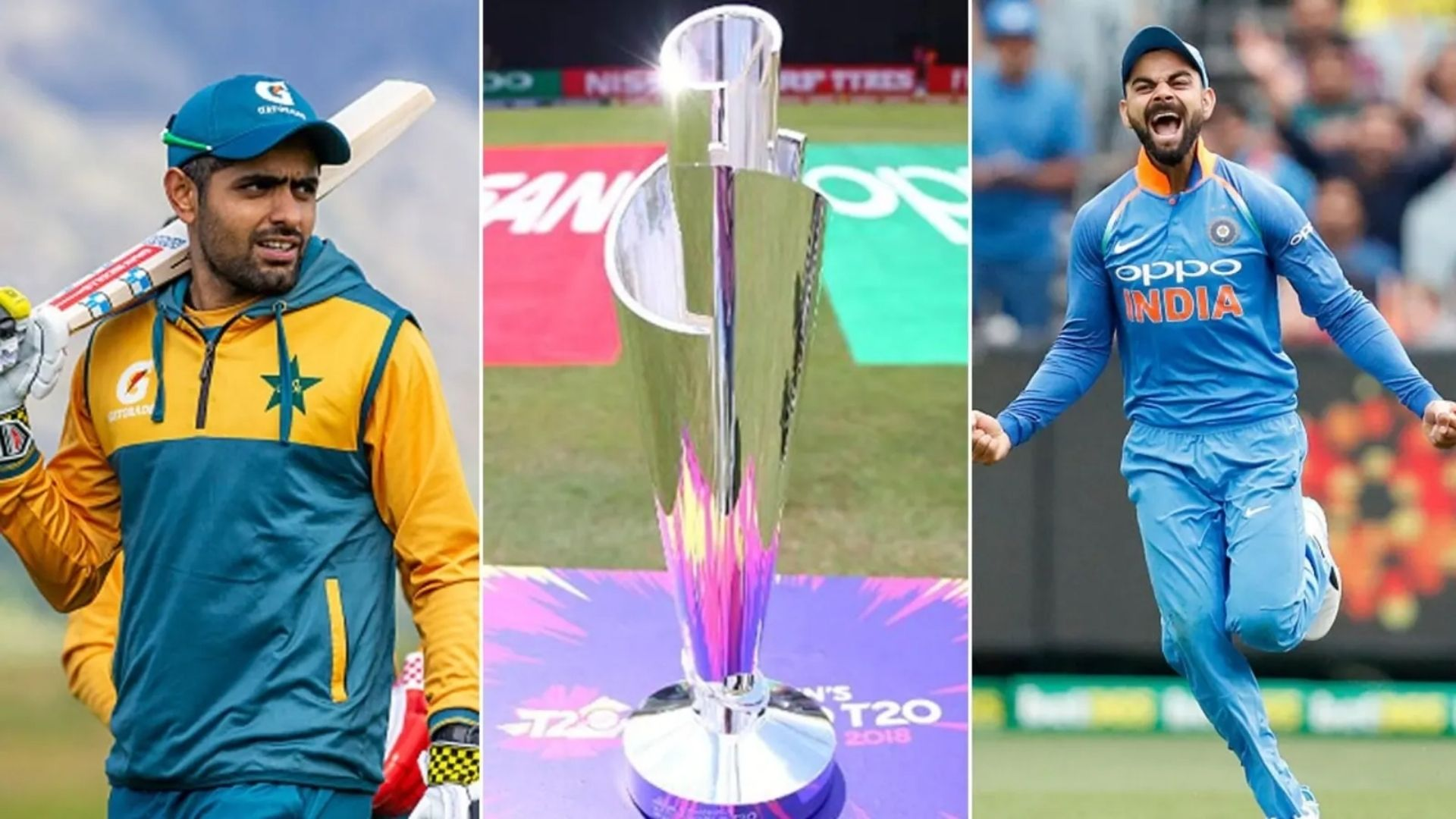 Pakistan vs India Head to Head in T20 World Cup Matches History