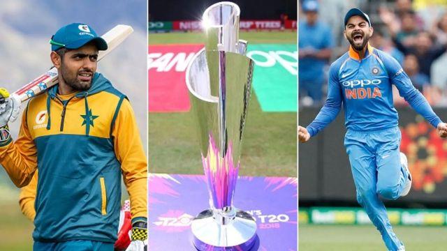 Pakistan vs India T20 World Cup Match