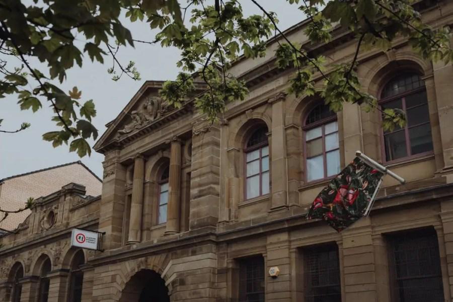 Glasgow Women's Library