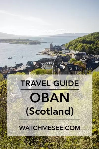 Oban is perfect for a weekend getaway. This travel guide to Oban includes amazing things to do in Oban, where to stay & what to eat!