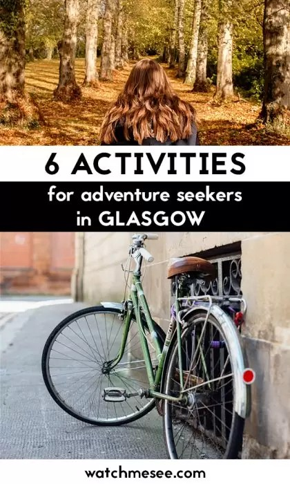 A city trip to Glasgow is not just about sightseeing and culture! Adventure seekers must try these six unmissable indoor and outdoor activities in Glasgow!